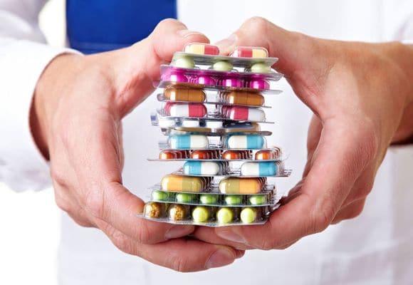антибиотики против геморроя