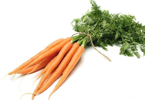 ботва моркови от геморроя