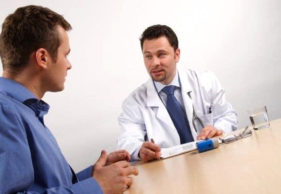 Может ли появиться геморрой из за простатита