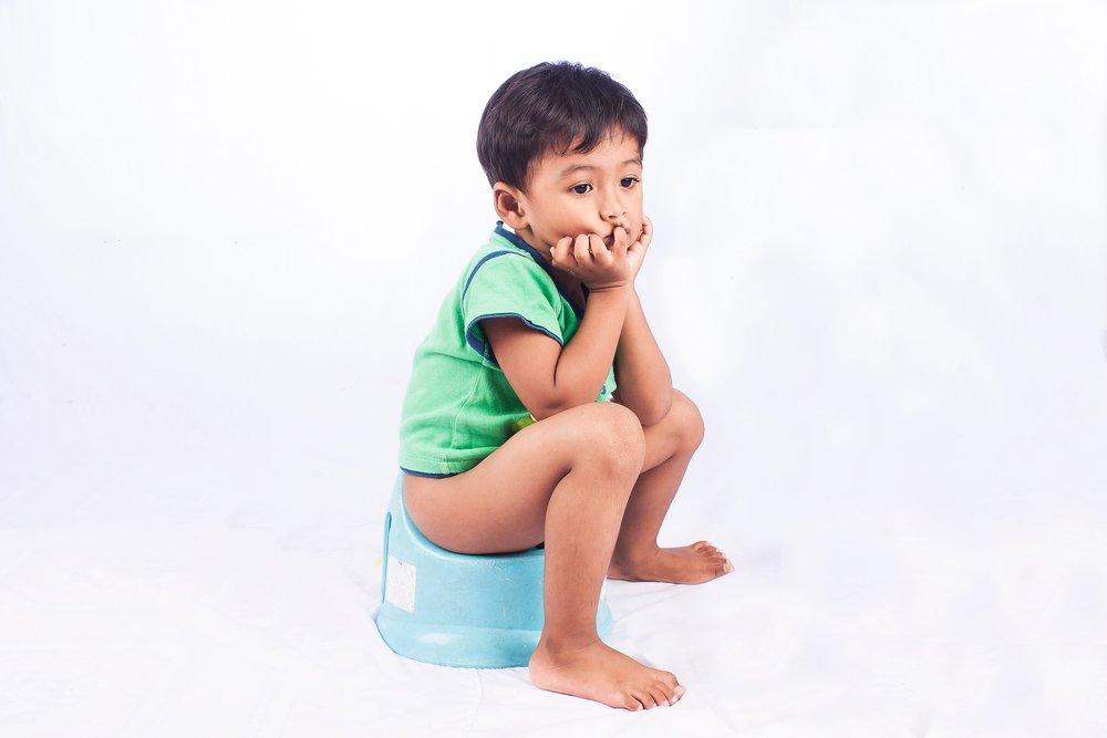 Симптоматика геморроя у младенцев