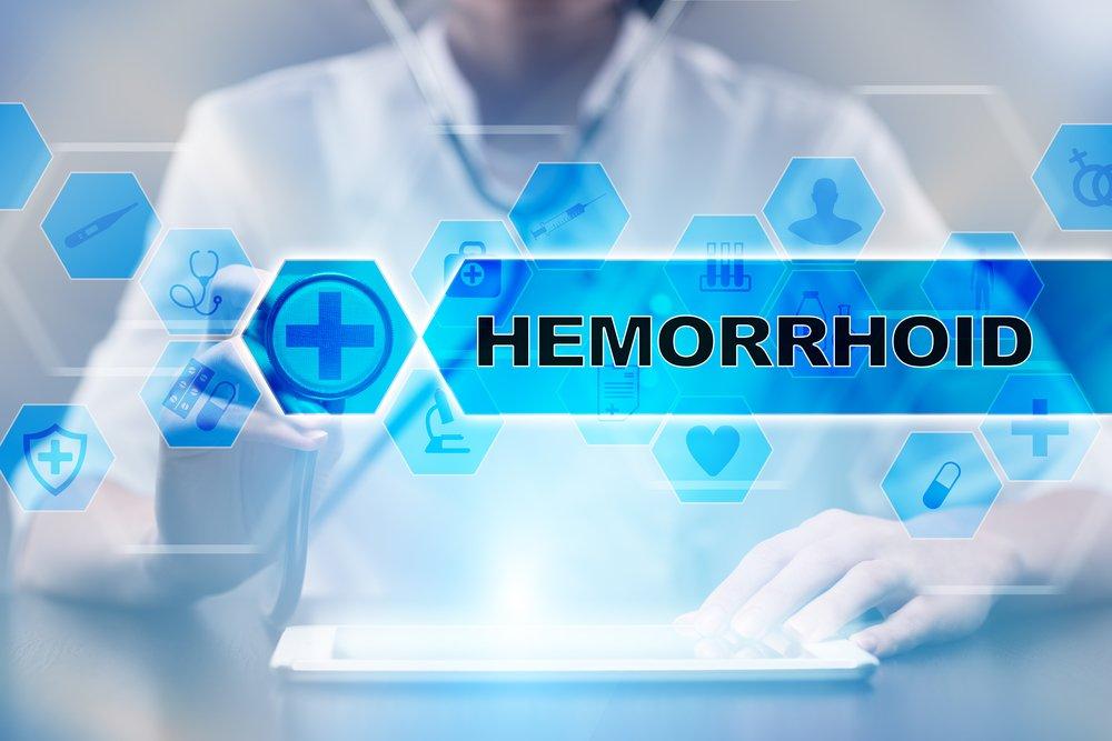 Методы комплексного лечения геморроя